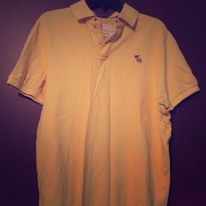 Abercrombie and Fitch Men's Polo